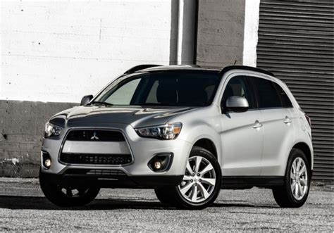 mitsubishi outlander sport 2014 red 2014 mitsubishi outlander sport pictures photos gallery