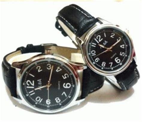 Kotak Cincin Single Kulit Black 903214003b khansa fashion