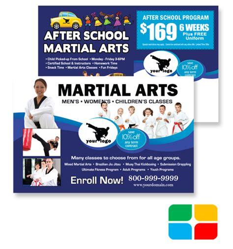 Martial Arts Mixed Martial Arts Templates Martial Arts Flyer Template