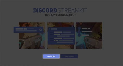 Discord Overlay Obs | using discord s obs streamkit overlay discord