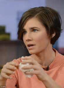 how much for a prison haircut amanda knox meredith kercher s family demand she is