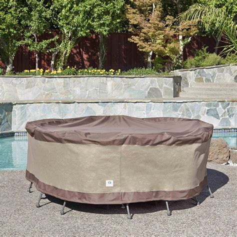 Amazon.com : Duck Covers Ultimate Round Patio Table with