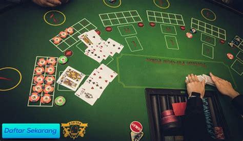 jenis jenis permainan terpopuler  situs judi poker