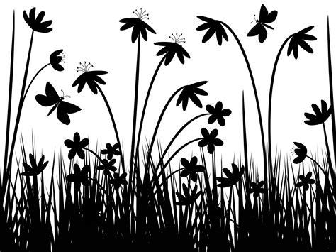 wallpaper border black and white flowers escala de grises las flores fondos de pantalla escala de