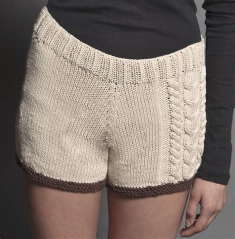 knitted shorts pattern free gams shorts knitty summer 2010