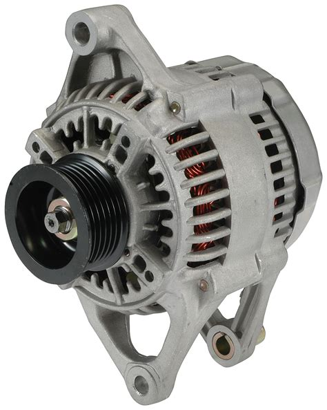 jeep xj stock quadratec oem style 117 amp alternator for 2001 jeep