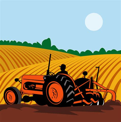 Home Design 3d Free For Android Farming Machinery Field Vector Over Millions Vectors