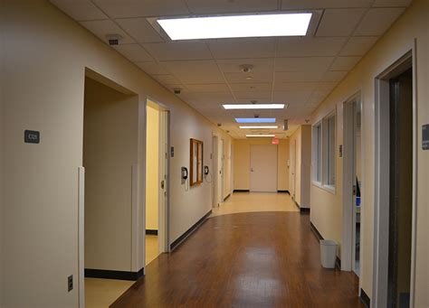 Mclean Detox Treatment Hospital by Mclean Hospital Davis Wing Callahan Construction Managers