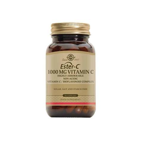 ester c ester c plus 1000 mg dietimport