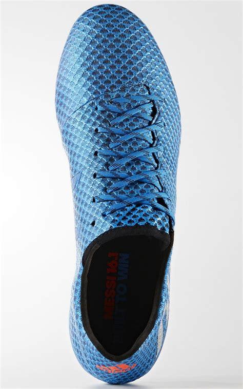 Sepatu Futsal Adidas Messi 16 3 Copa America Silver blue next adidas messi 2016 2017 boots leaked footy