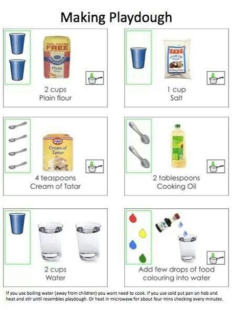 printable preschool recipes 1000 images about play dough ideas on pinterest writing