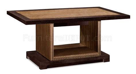dining table with ashwood frame