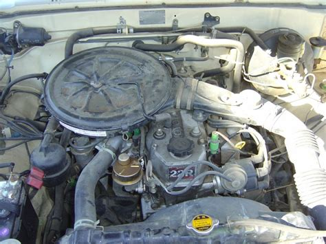 Toyota Truck Engines 1988 Toyota Truck Regular Cab 2 4l Engine Carburetor