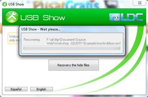 format flashdisk virus hilang usb show mengembalikan isi flashdisk yang hilang karena