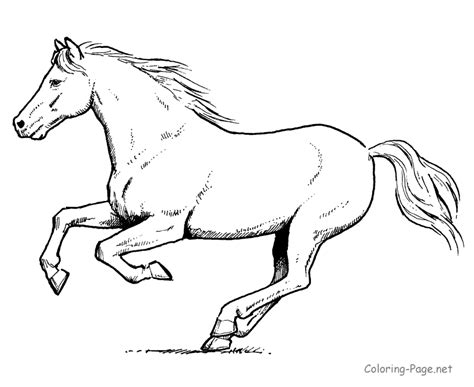 coloring page of horse running friesian horses running coloring pages coloring pages