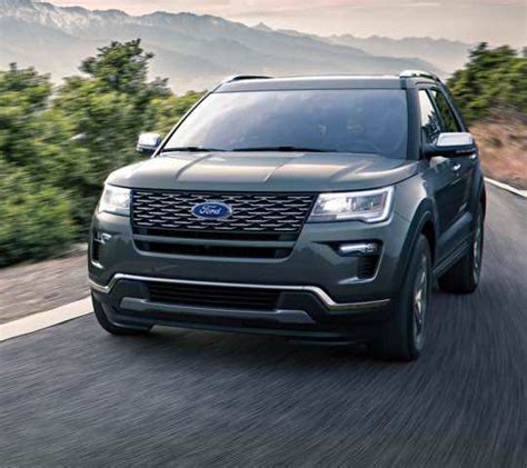 Ford Vehicles by Ford New Cars Trucks Suvs Crossovers Hybrids