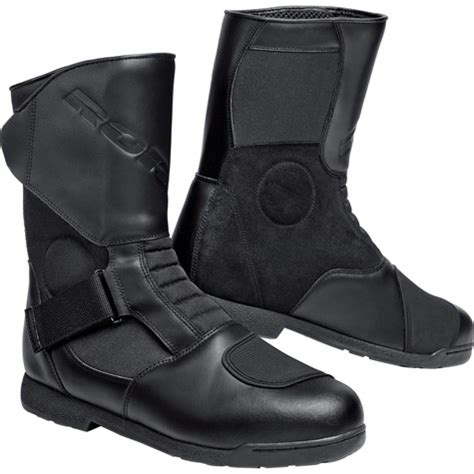 road summer touring leather boots