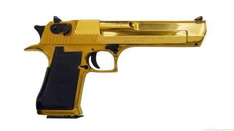 wallpaper gun gold golden desert eagle full hd wallpaper and background