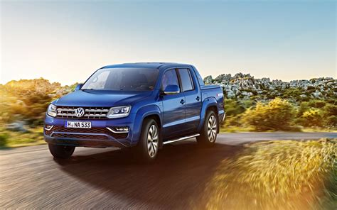 volkswagen truck 2017 volkswagen amarok is midsize lux truck we can t have