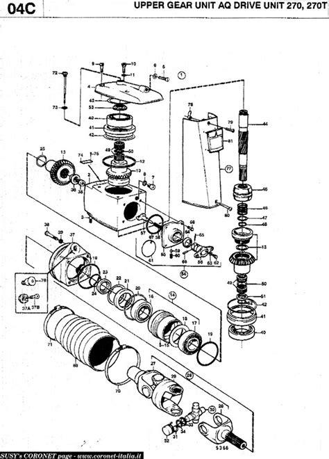 volvo 290 outdrive parts volvo penta sx outdrive schematic volvo free engine