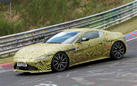 Newest Aston Martin by 2019 Aston Martin V8 Vantage Driven On The