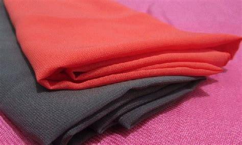 bahan kain jilbab jenis jenis bahan kain untuk membuat jilbab syar i gamis