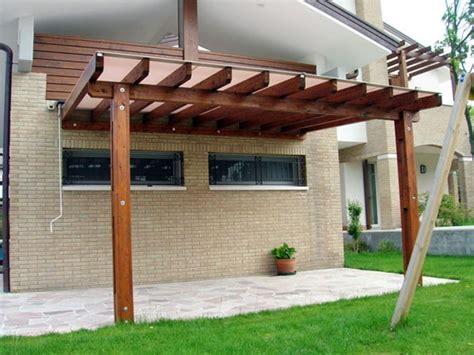 tende per pergolati in legno coperture pergolati in legno tende da sole