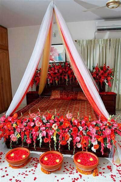 Wedding Room Decorations by Bridal Wedding Bedroom Decoration Designs Ideas Pictures