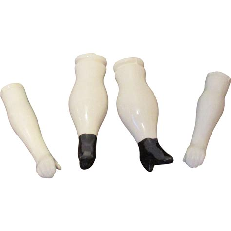 porcelain doll legs vintage porcelain doll legs and arms for your doll from