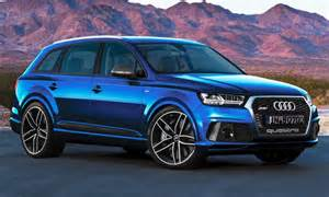 Rs Q7 Audi Future Suv Renderings 2016 Audi Rs Q7 4