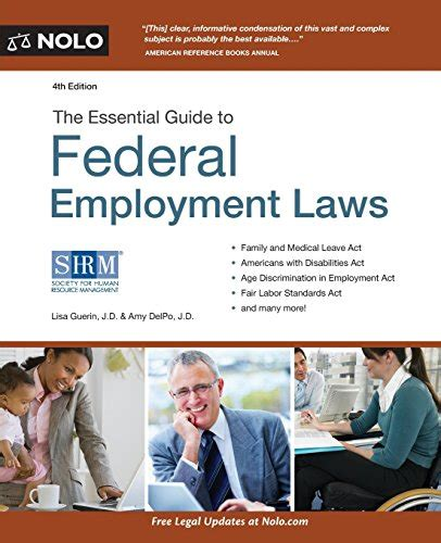 Federal Gift Card Law - essential guide to federal employment laws employment law hr and the law books