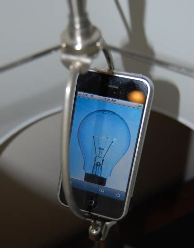 lights that connect to iphone iphone can connect to anything