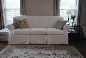 impressive canvas sofa slipcovers 7 canvas slipcovers for