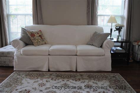 canvas sofa slipcover sofa slipcovers sure fit home decor