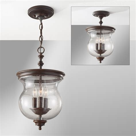 foyer lighting feiss sf309htbz pickering 3 light foyer pendant atg