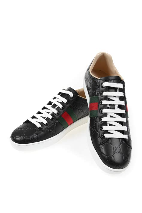 gucci shoes gucci shoes sneaker leather made in italy