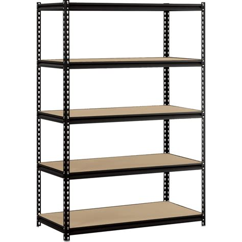 shelves interesting storage racks costco whalen 5 shelf