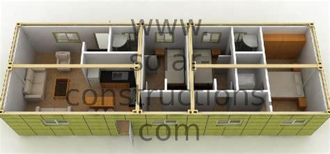 mobiles wohnen container modular living