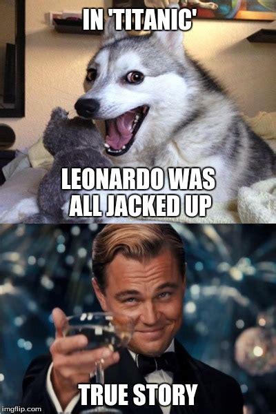 Meme Leonardo - leonardo dicaprio cheers imgflip