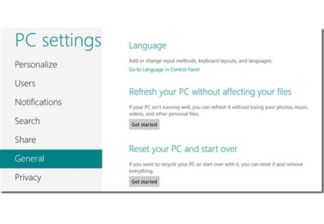format without cd windows 8 how to reinstall windows 8 without formatting your disk