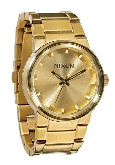 Nixon A160502 Cannon All Gold nixon the cannon all gold herrenuhr a160502 nur 119 00
