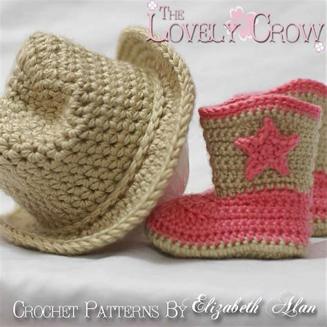 knitted baby cowboy hat pattern 25 best ideas about crochet cowboy boots on