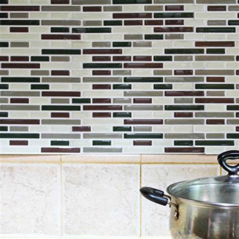 kitchen backsplash peel and stick galleon fancy fix vinyl peel and stick decorative
