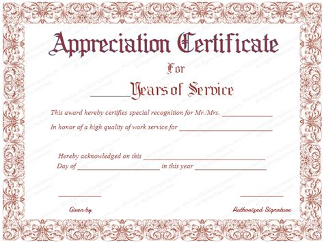 employee certificate of service template employee certificate of service template condo