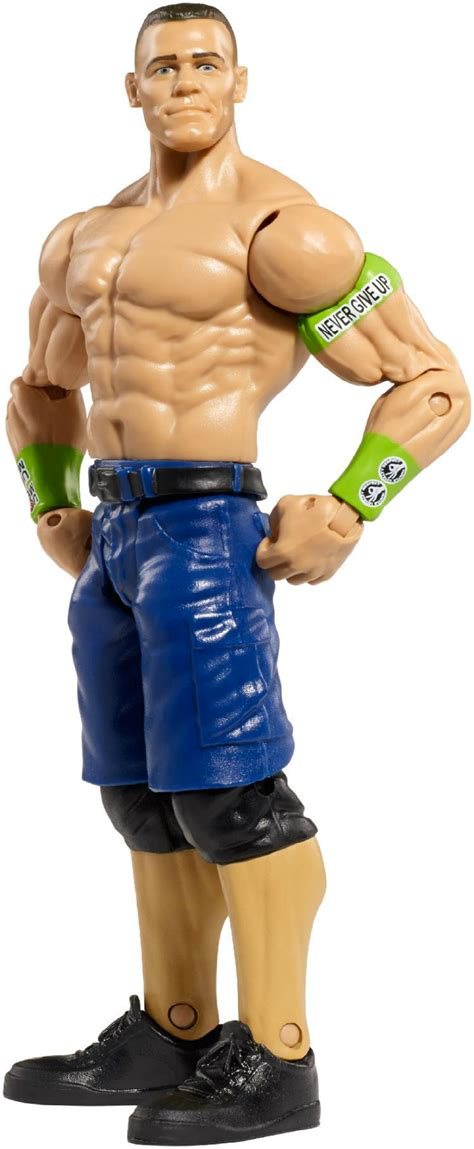 kmart wwe wrestlers wwe 6 quot basic figure john cena toys games action