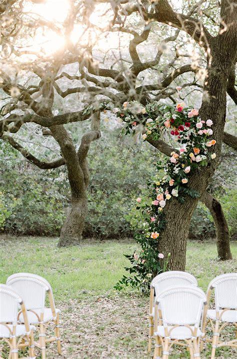 floral wedding decor ideas  spring
