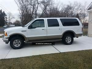 2000 ford excursion limited suv 4d 6 8l v10 4x4