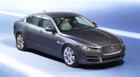 jaguar xe officially unveiled at 2014 motor show