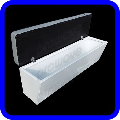 side boat seats aluminium boat seat box in stock ready to ship side