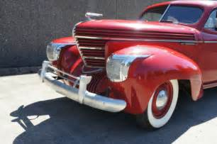 deco cars for sale 1939 supercharged sharknosed graham 2 dr sedan original sound deco for sale photos